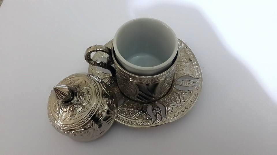 t rkisch kaffeetasse vintage design arabisch griechisch espresso tasse set ebay. Black Bedroom Furniture Sets. Home Design Ideas